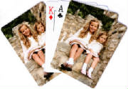 Photo Playing Cards by Ayer Photography